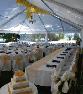 Wanaka Party Hire Marquee