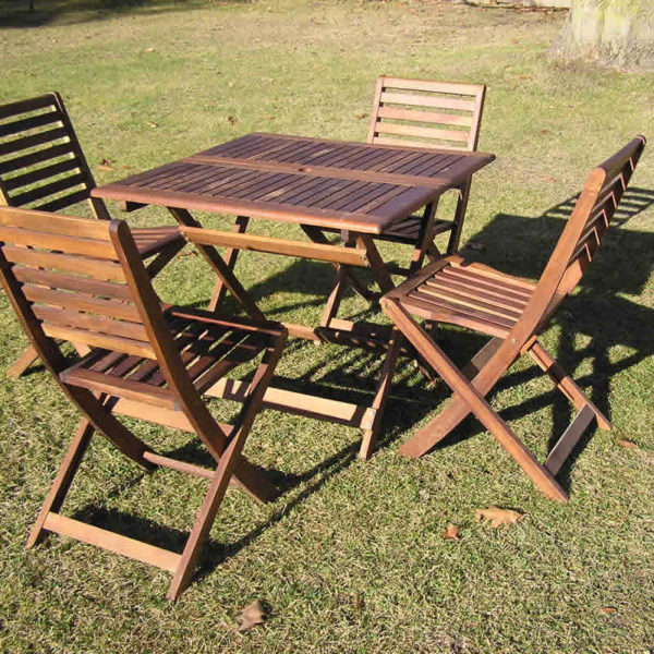 Outdoor table chairs Wanaka Marquee & Party Hire